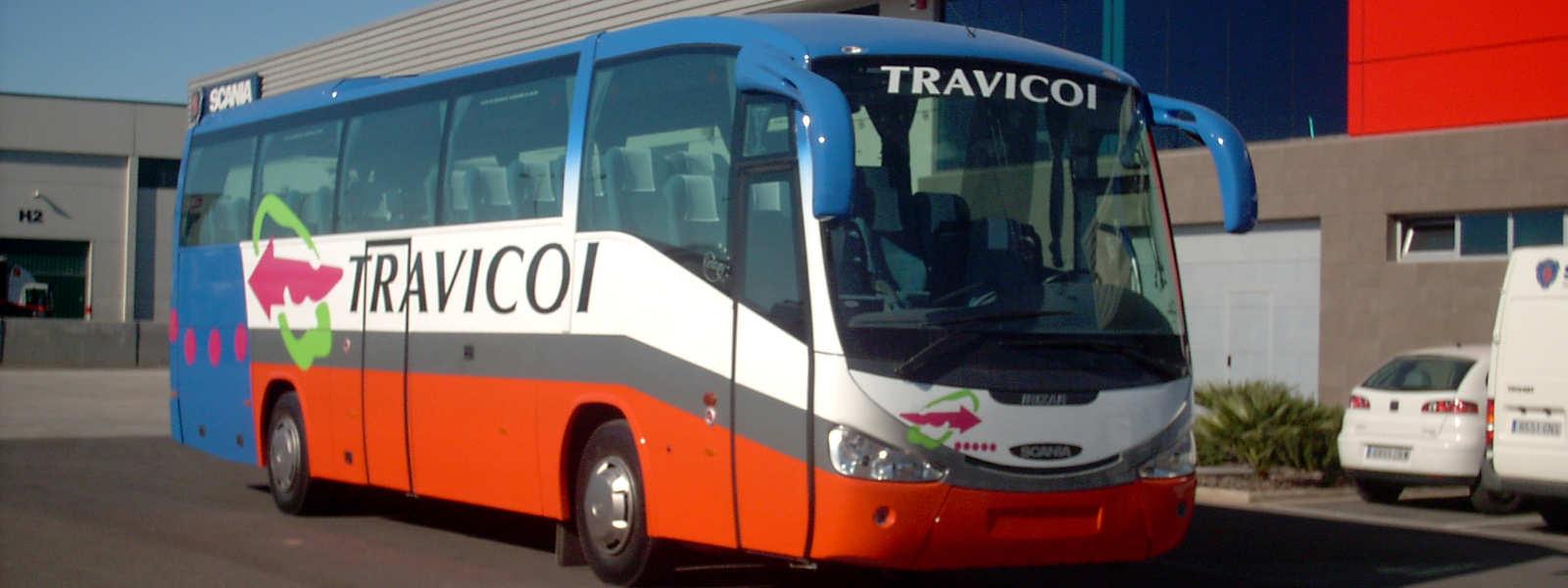 Autobuses Travicoi