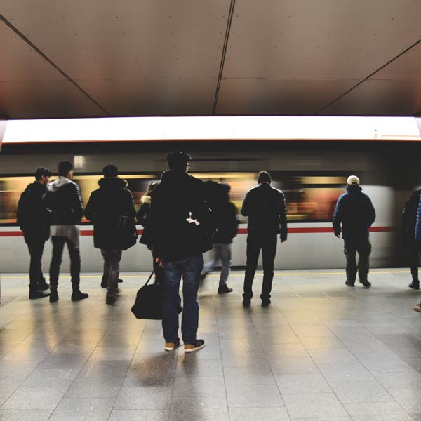 Servicio Transporte autobus para aeropuerto y estación de tren