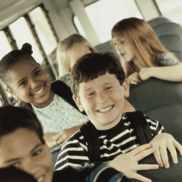 Servicio transporte escolar