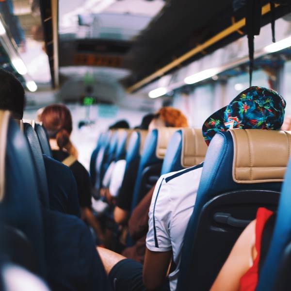 Servicio Transporte autobus para excursiones